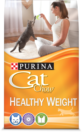 FREE Sample of Purina Cat Chow Healthy Weight is still