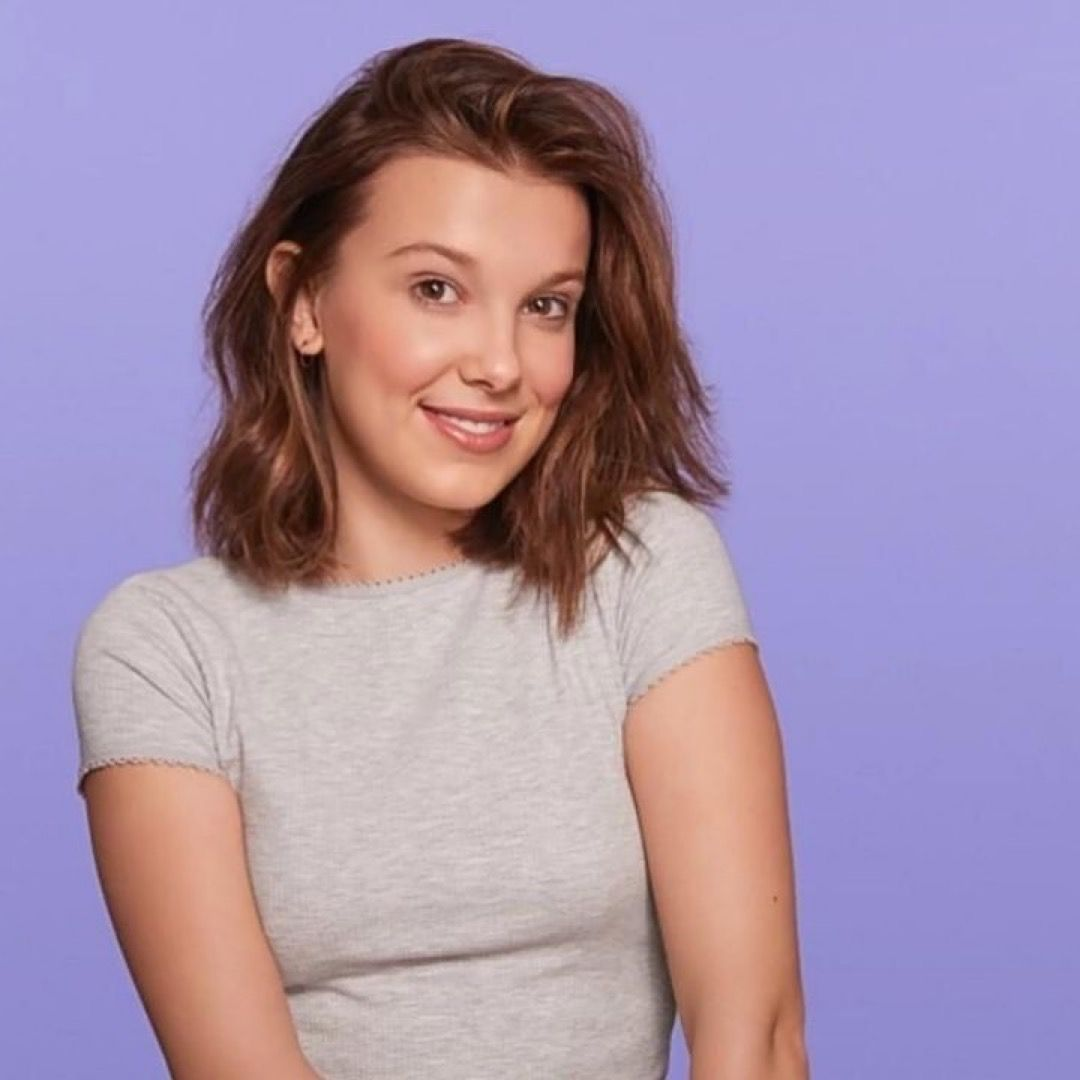 Millie Bobby Brown Bobby Brown Stranger Things Millie Bobby Brown Bobby Brown