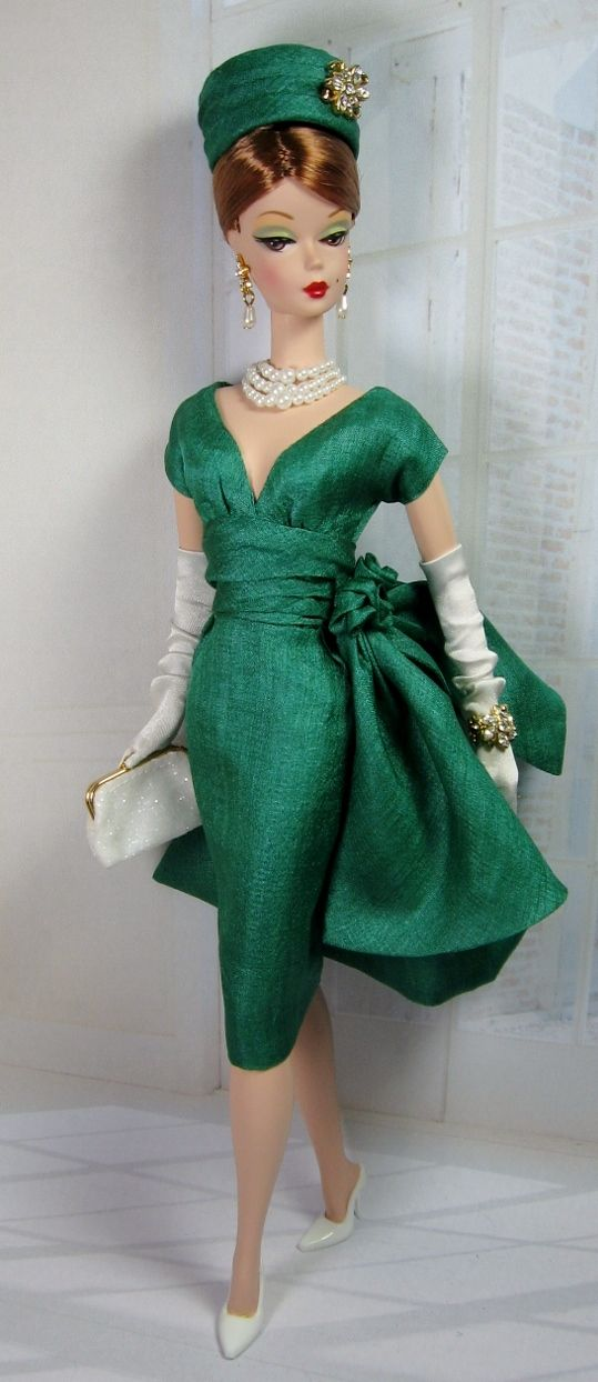 Holly for Silkstone Barbie and Victoire Roux