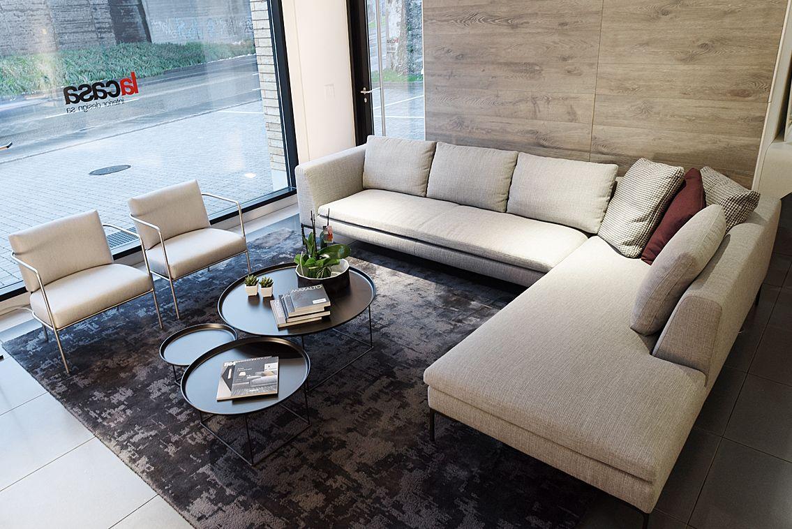 Divani B&B Italia presso lacasa interior design a mendrisio ...