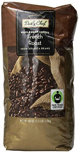 Daily Chef Whole Bean French Roast Coffee 2 5 Lb