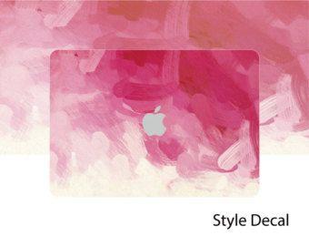OIL PAINTING Macbook skin cover macbook air 13 by