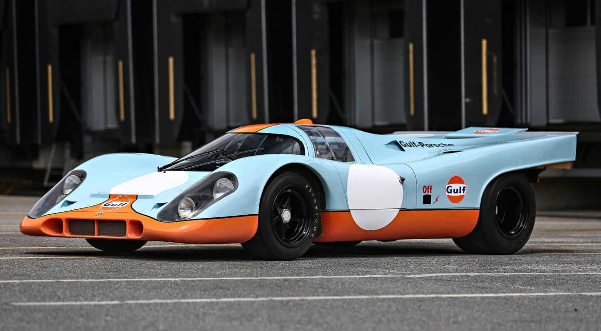 The Porsche 917K Used in Steve McQueen\'s \'Le Mans\' Film Is For Sale ...