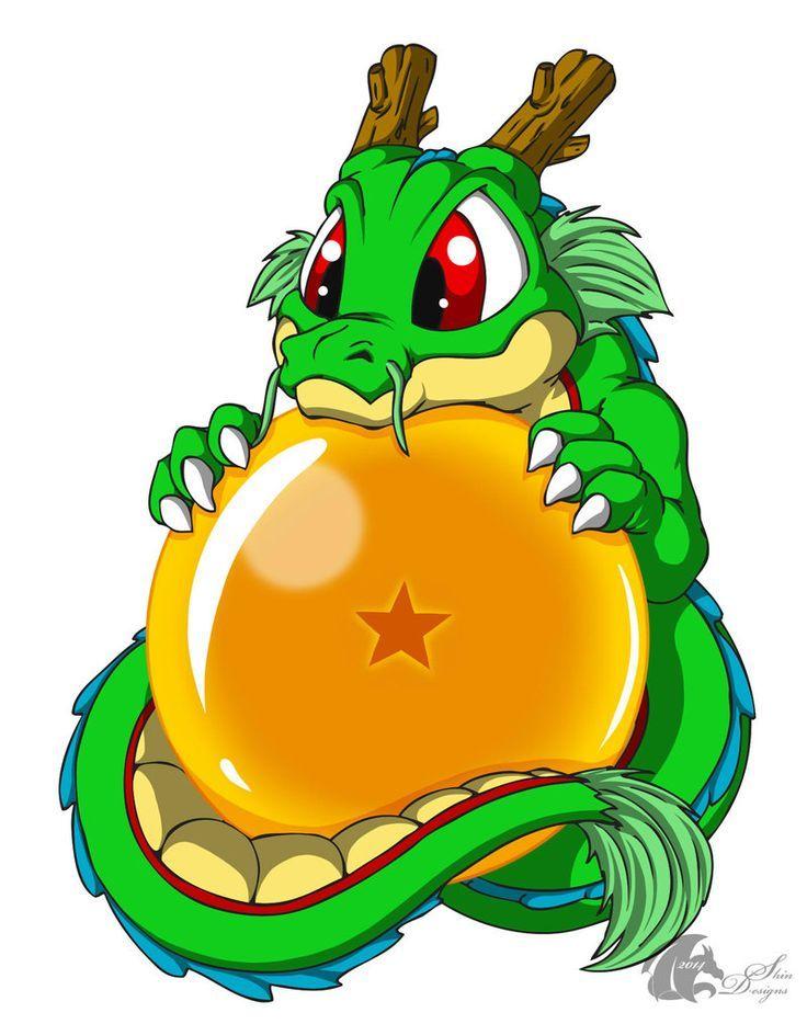 Dragonball Z Drache