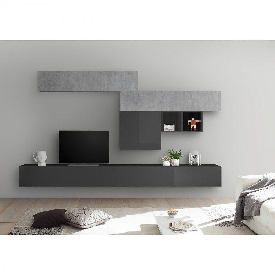 ensemble meubles tv infinity iv 7 el