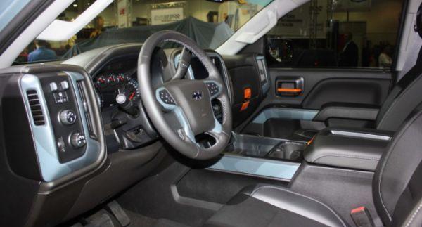 Special Ops Silverado >> Interior 2 Chevy Gmc Trucks 2016 Chevy Silverado Silverado