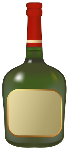Liquor Bottle Png Clipart Liquor Bottles Bottle Liquor