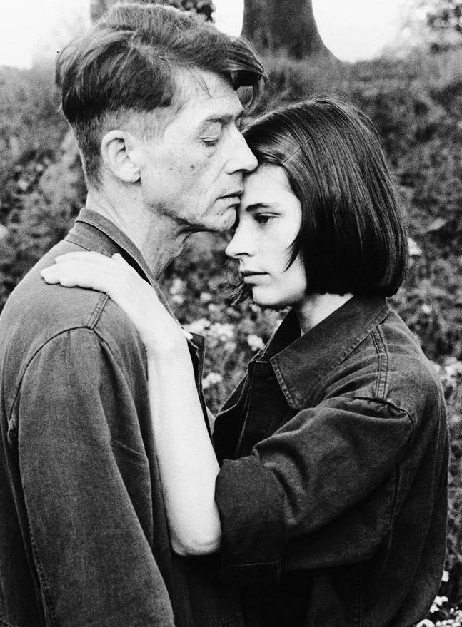 1984 winston and julia