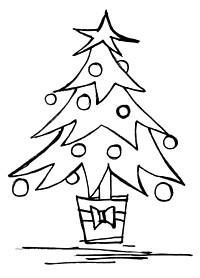 What Do The Letters And Numbers On A Pencil Mean Christmas Tree Drawing Christmas Tree Drawing Easy Christmas Tree Clipart