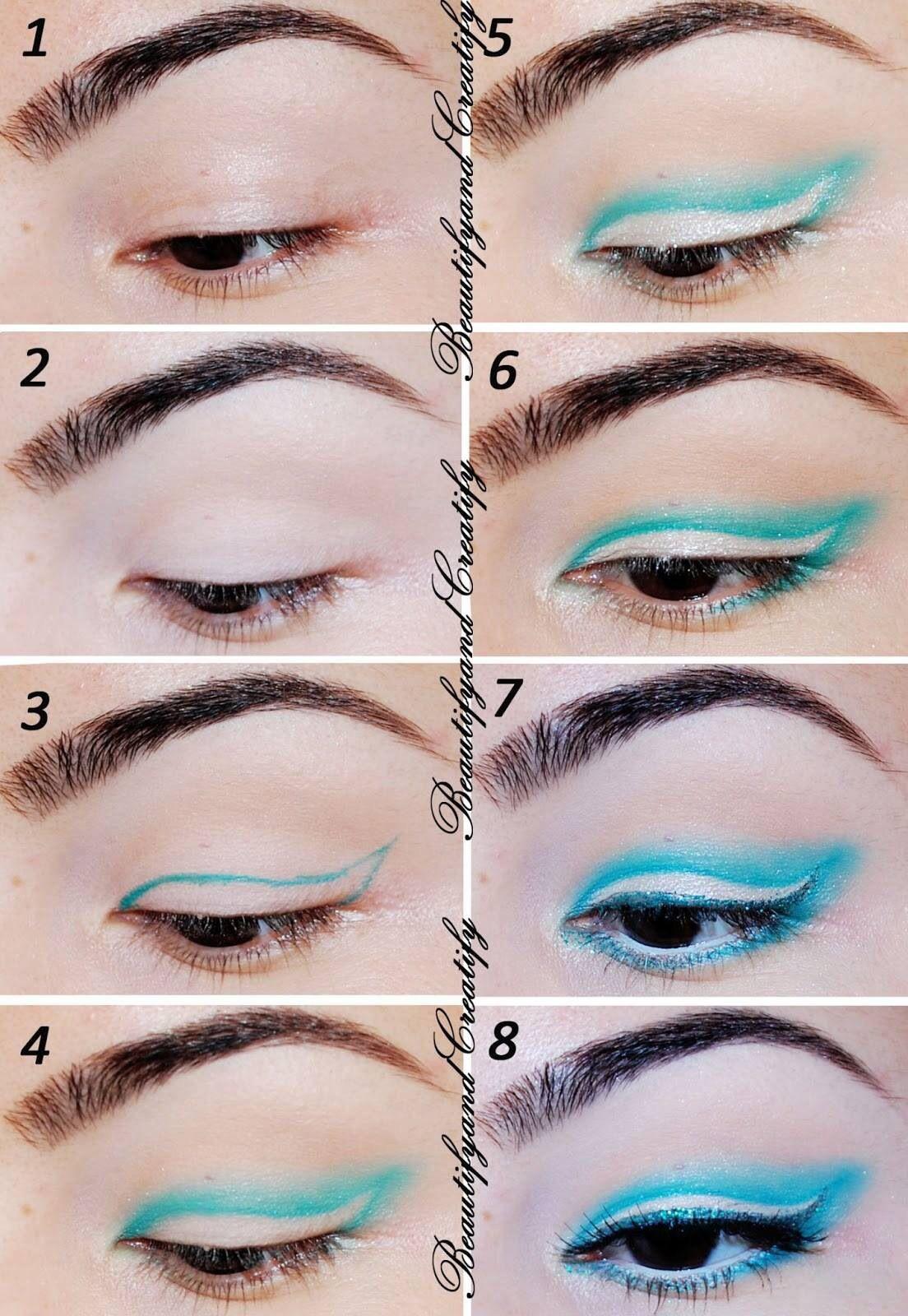Pin by Hannah Ward on Makeup Eye makeup tutorial, Eye