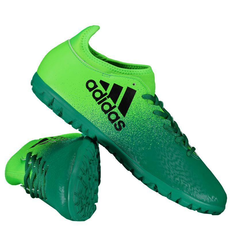 ee10d8024b Chuteira Adidas X 16.3 TF Society Verde Somente na FutFanatics você compra  agora Chuteira Adidas X