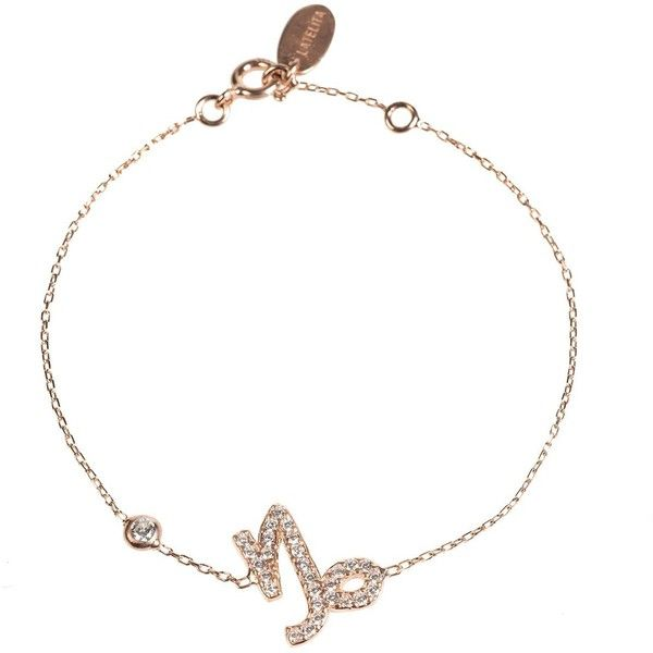 Latelita London Cancer Zodiac Bracelet Rose Gold lYDNy