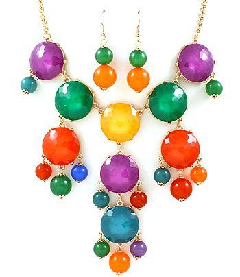 Bubble necklace....Gorgeous!