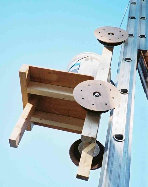 Ladder Pony Ladder Diy Ladder Woodworking