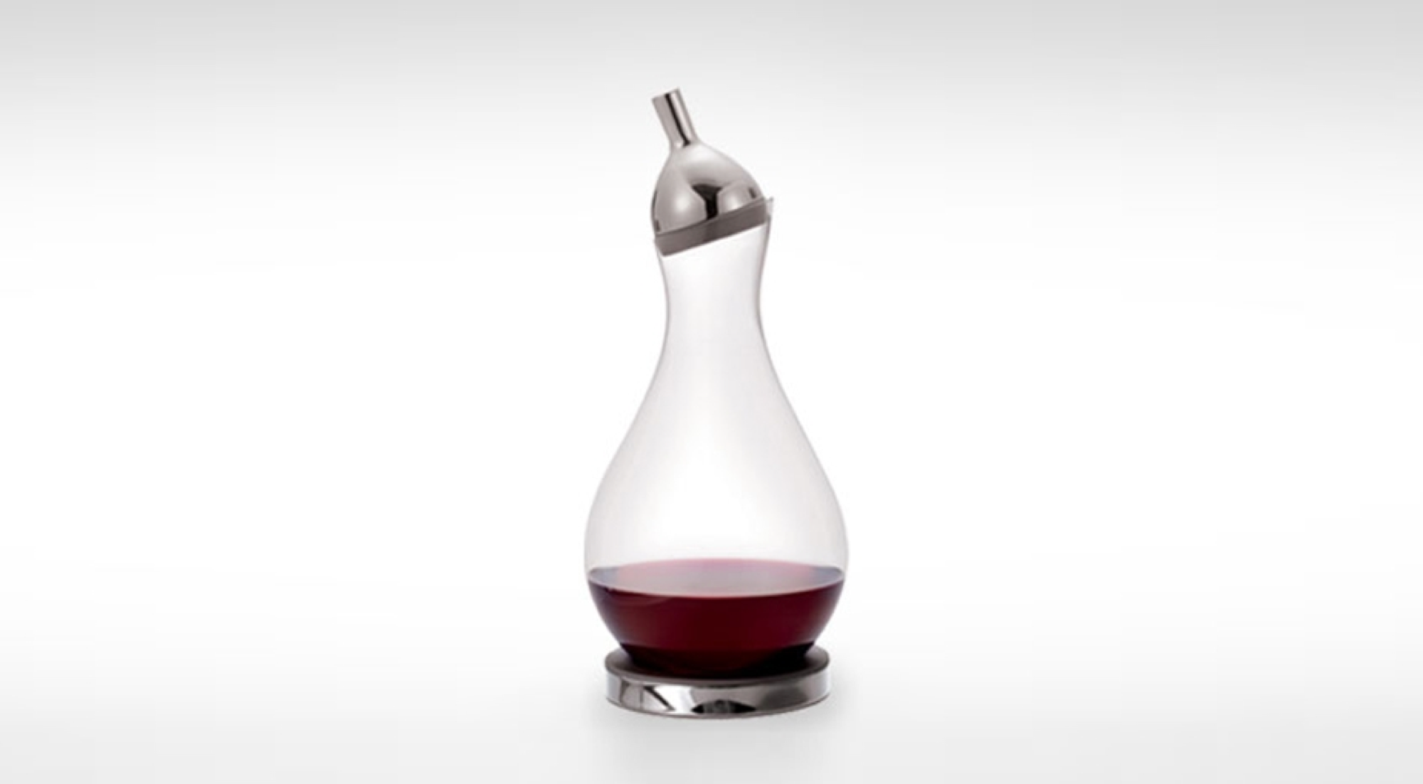 Hulu red wine decanter. Yung-ho chang.