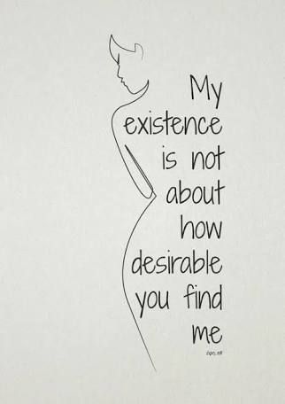 Body Positive Quotes Body Positive Quote and Silhouette | Quotes | Pinterest  Body Positive Quotes