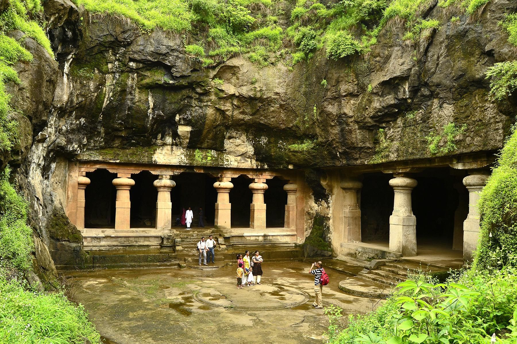20 Stunning UNESCO Sites in India  Caves in india Day