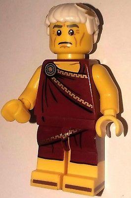 Series 9 Minifigure LEGO 71000 Roman Emperor Minifig