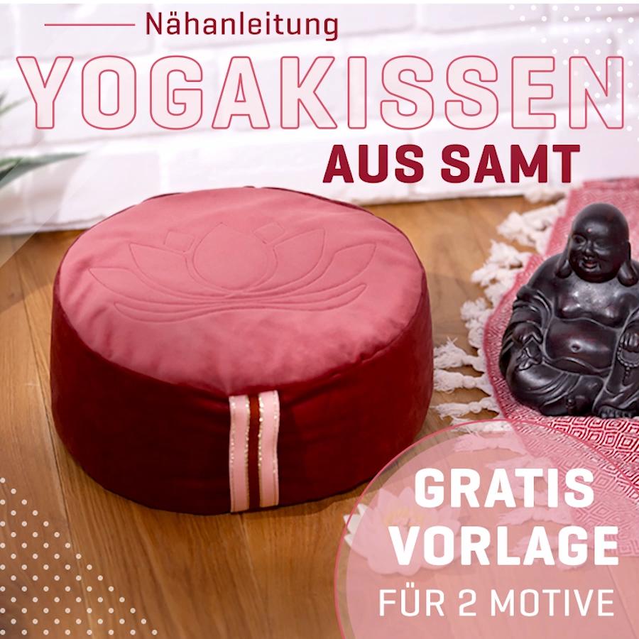 Photo of Freebie: Yogakissen einfach selber nähen, gratis Schnittmuster