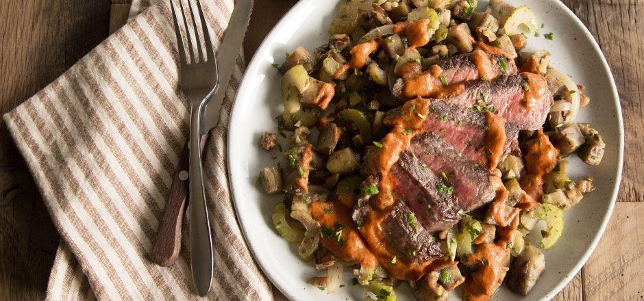 Global Flavors Unite In This Hearty Meal Caponata A