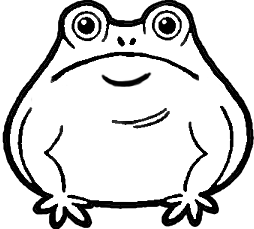 Step 05 bullfrogs1 How to Draw Frogs with Step by Step