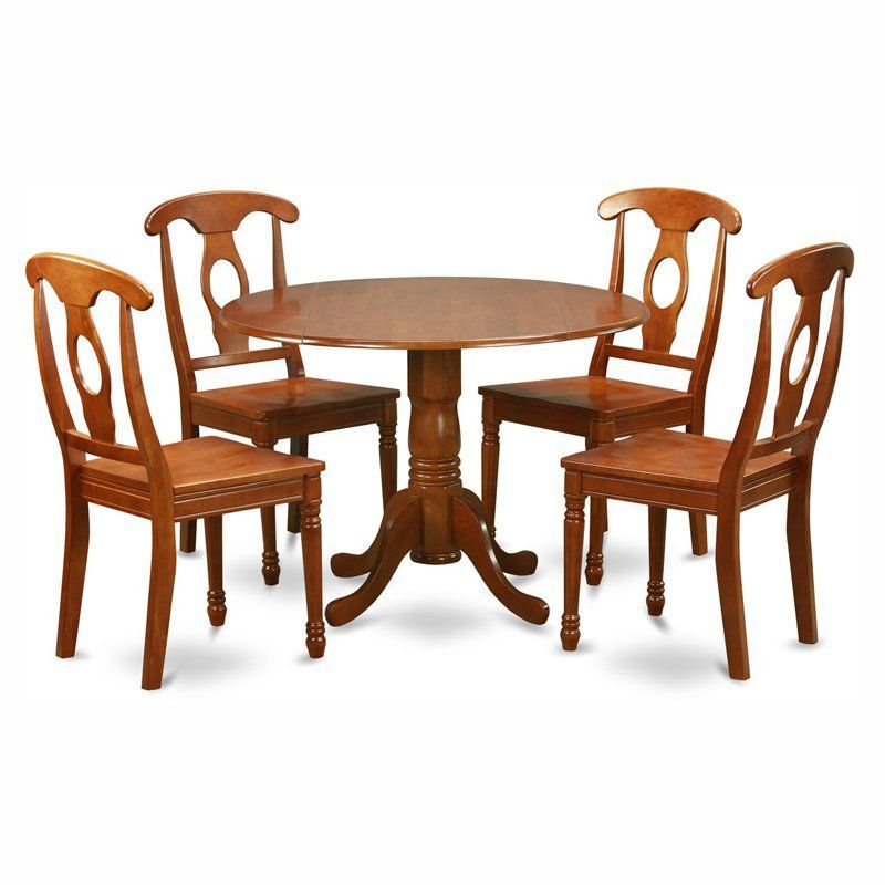 East West Furniture Dublin 5 Piece Dining