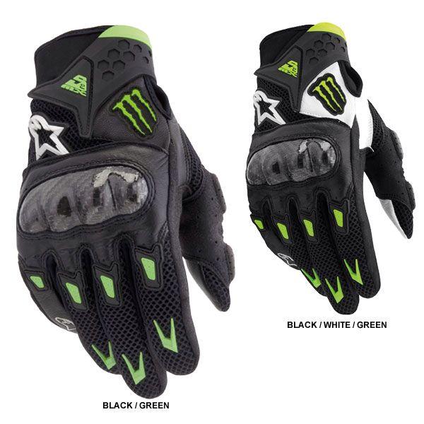 Monster Energy Motocross Gloves Dirt Bike Tattoo Monster Energy Bike Tattoos