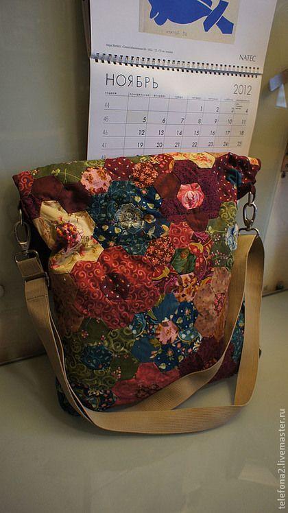 9bf5b4f95fbc Женские сумки ручной работы. легкая сумка. Ирина Белова Лоскутное шитье.  Интернет-магазин