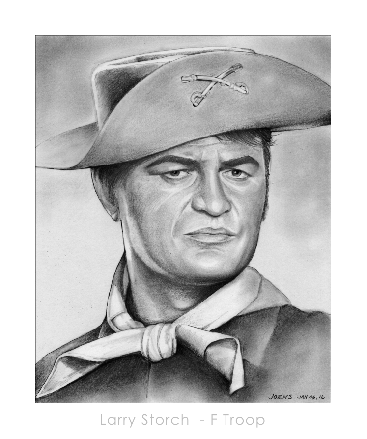 larry storch death