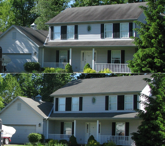 Best Local Asphalt Shingle Roof Cleaning For Chatham New Jersey 640 x 480