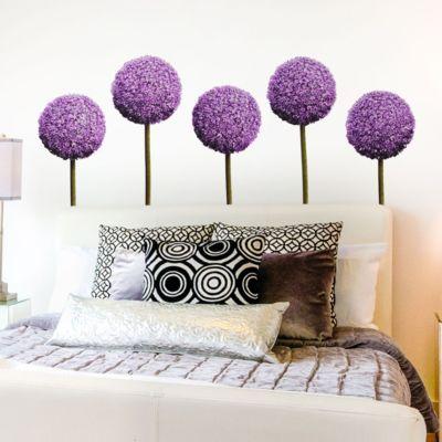 Wandtattoo Allium Kugel Blüten 5er Set 122x134 60.00 Jetzt Bestellen Unter:  Https: