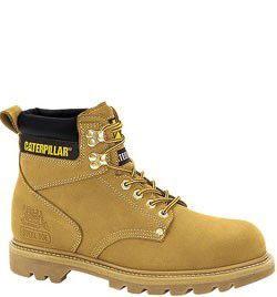 bf6f2a76345 89162 Caterpillar Men's Second Shift Safety Boots - Honey ...