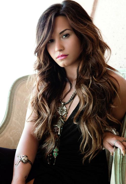 Demi Lovato Demi Lovato Em 2018 Pinterest Hair Hair Styles E