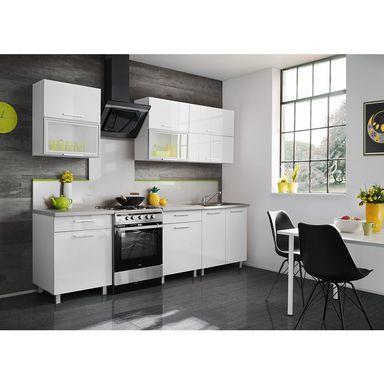 Zestaw Mebli Kuchennych Salma Meble Okmed Meble Kuchenne W Zestawach W Atrakcyjnej Cenie W Sklepach Leroy Merlin Kitchen Cabinets Furniture Kitchen