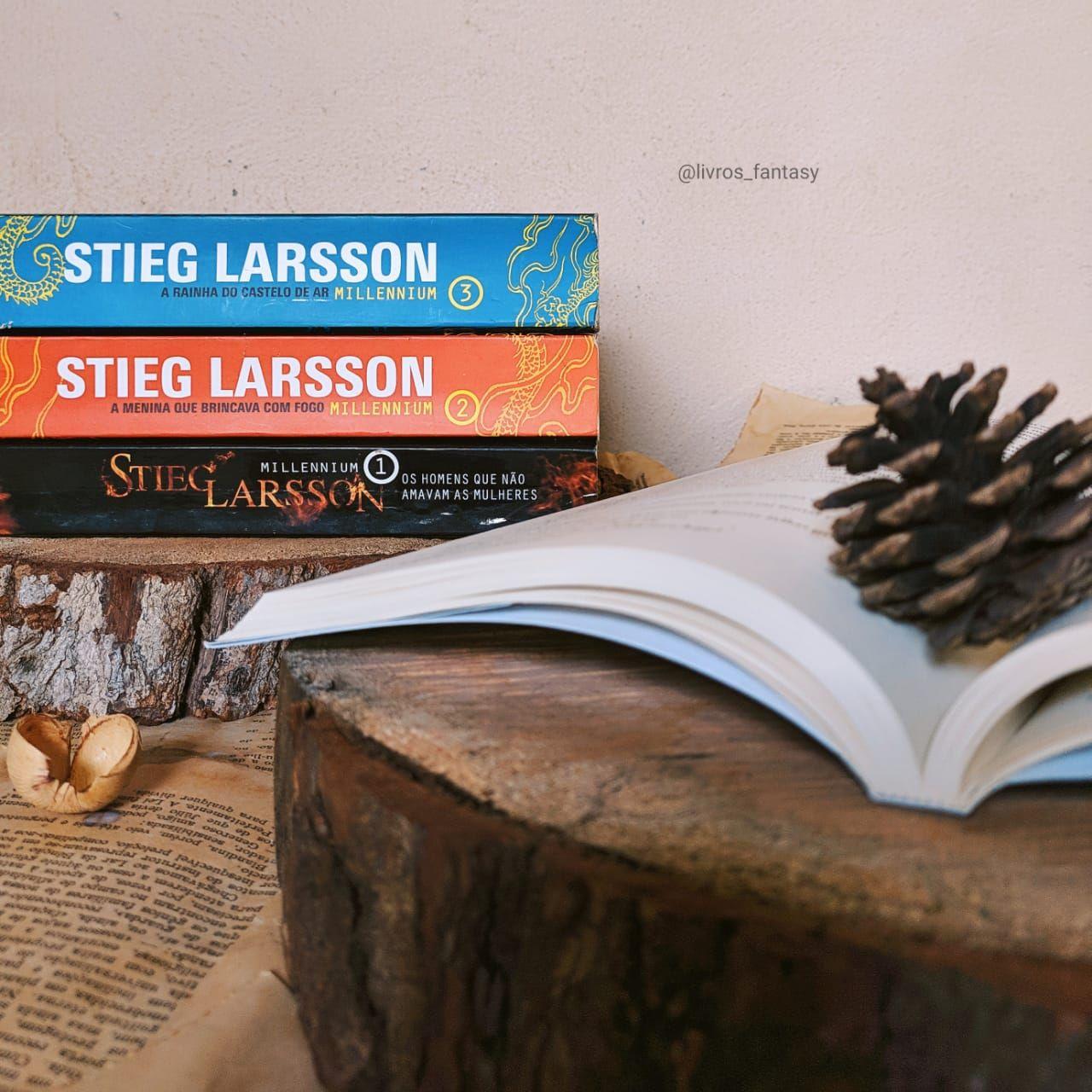 3 Motivos Para Ler A Trilogia Millennium Em 2020 Stieg Larsson