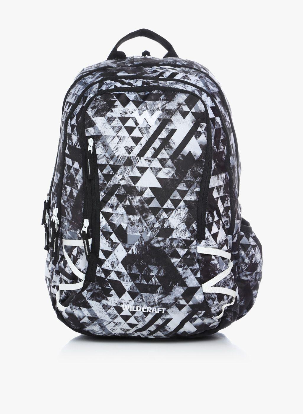 9fd1923fe977 Buy Wildcraft Black Backpack for Men Online India