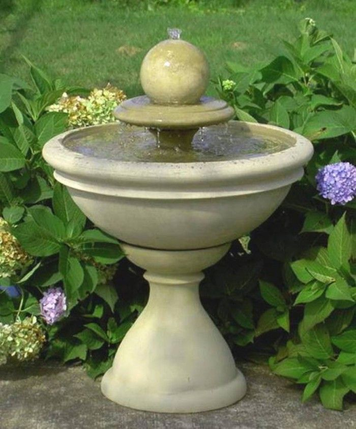 Merveilleux Small Garden Fountains Water Features
