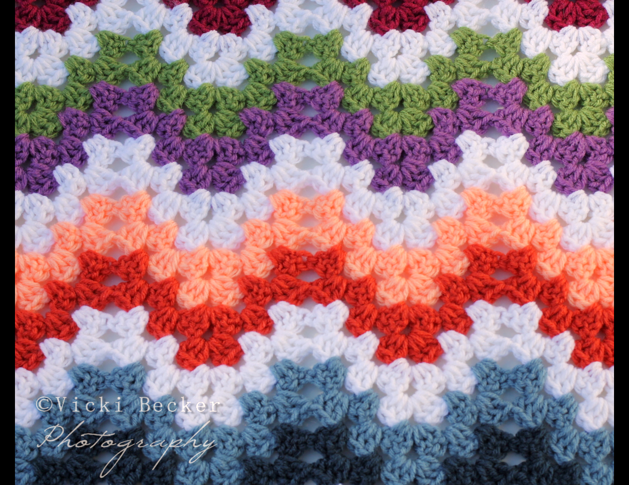 Ripple Afghan Patterns for Beginners | craft or crochet projects ...