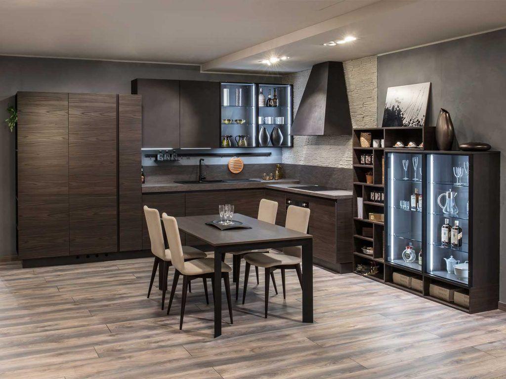 ispiratore Arredare Un soggiorno Cucina Di 20 Mq di 2020