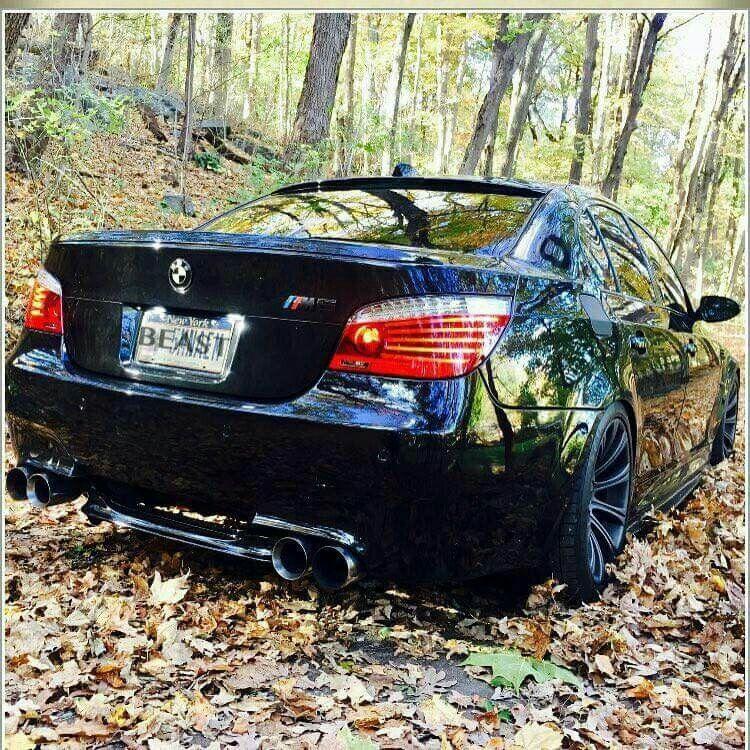 Bmw E60 M5 Black Luxury Cars Bmw M5 E60 Bmw E60 Bmw M5