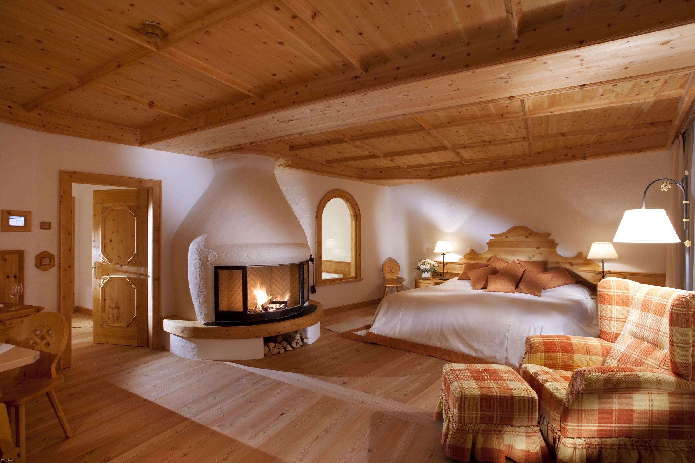 Suite zimmer suite via stanglwirt for Innendekoration chalet