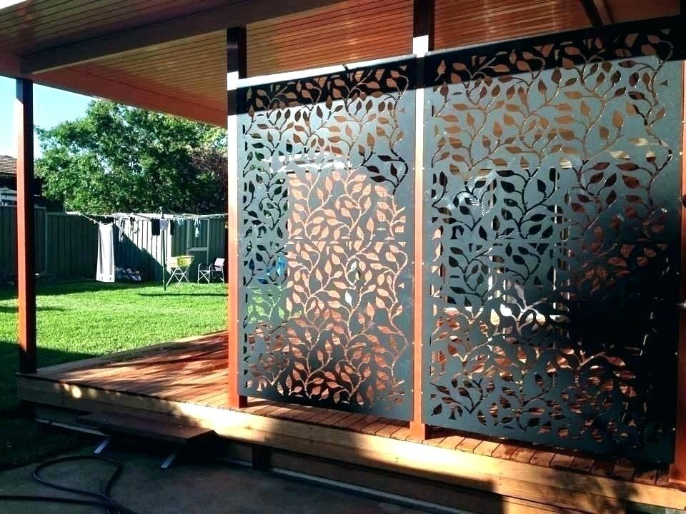 Architecture Classic Decorative Outdoor Screens L4025983 With
