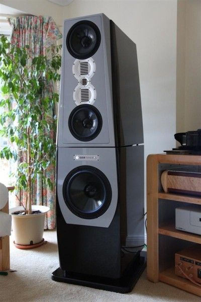 Adam Audio Tensor Alpha • active stereo speakers 50,000