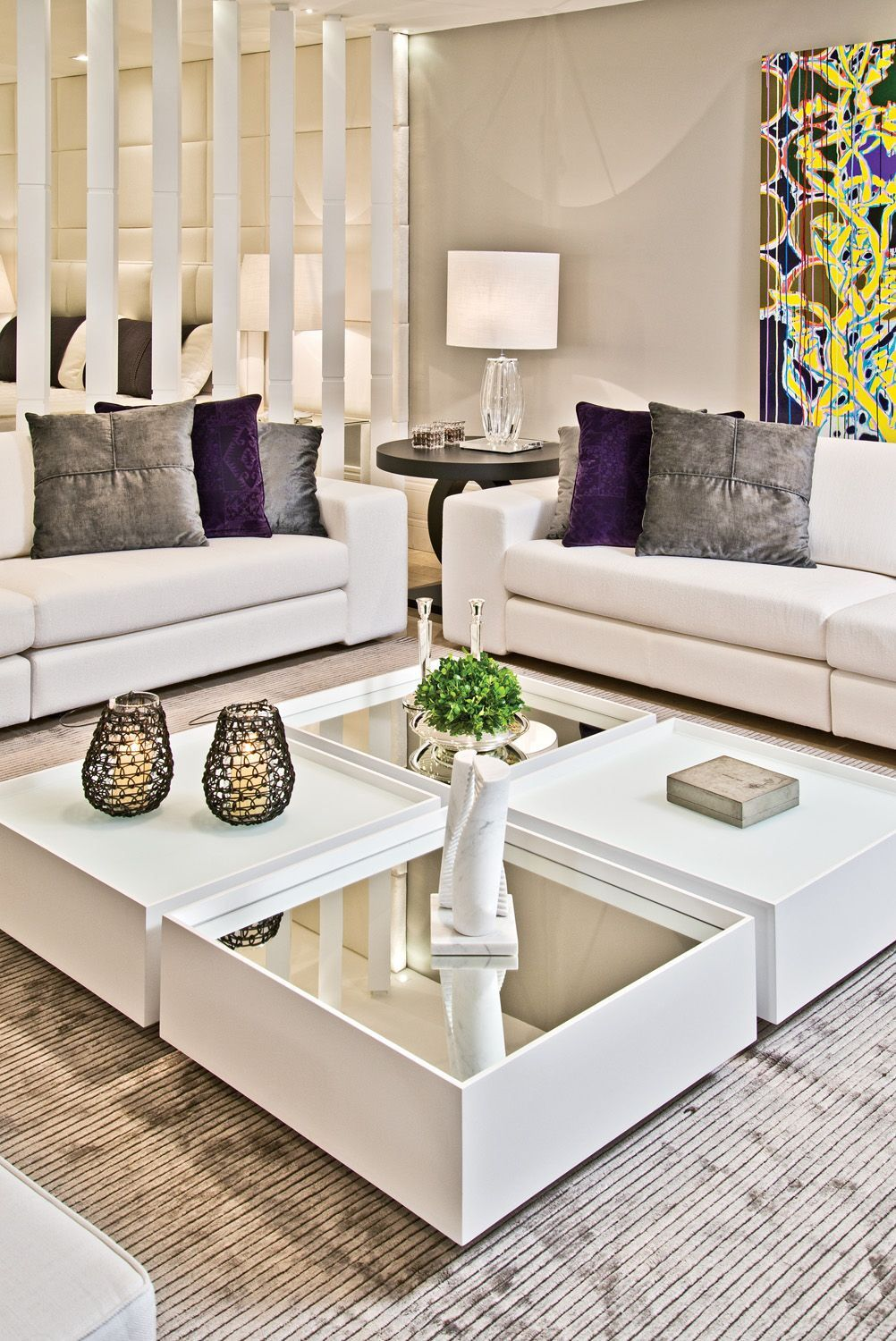 Best Mesa Centro In 2019 Center Table Living Room Living 400 x 300