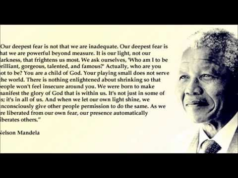 325 Nelson Mandela Quotes Youtube Quotes Mandela Quotes