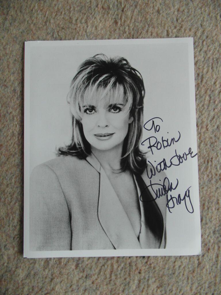 Autographed Linda Grayphoto (2013) on Collectors Quest