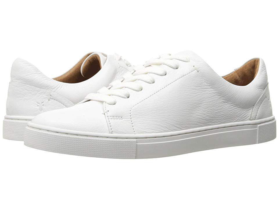 frye ivy sneakers white