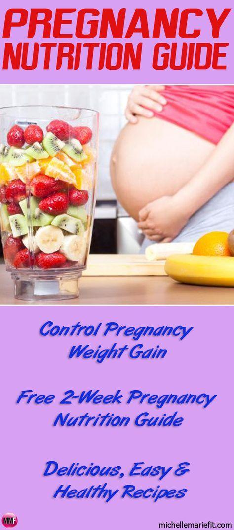 Kostenlose 2-wöchige Schwangerschaftstraining Herausforderung   – Pregnant