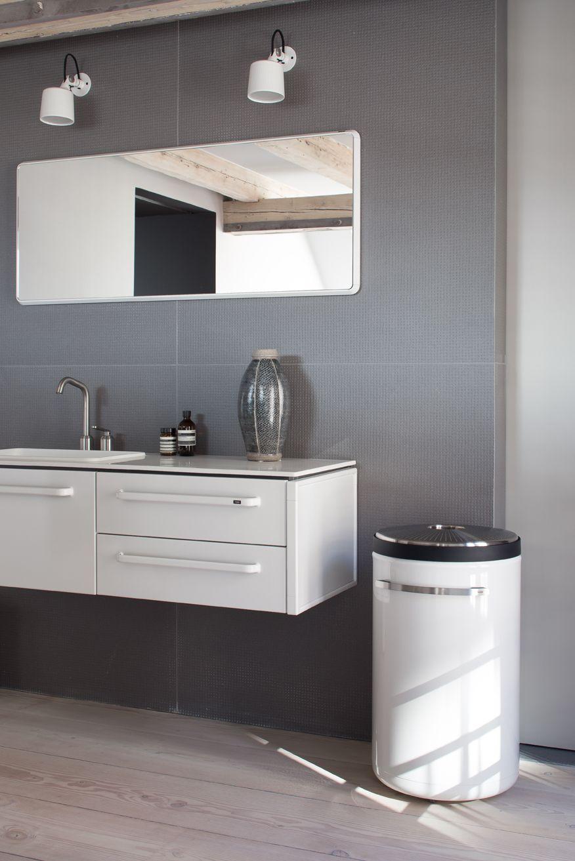 Vipp Bad. Die Dänische Marke Setzt Ausgehend Von Ihrem Berühmten Treteimer  Neue Akzente Im Badezimmer