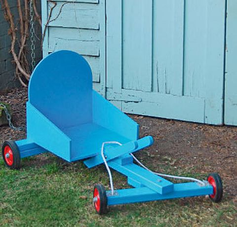 how to make a billy cart